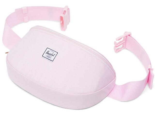 Herschel Sixteen Sacoche de ceinture Femme, pink lady crosshatch